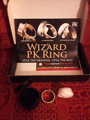 Wizard PK Ring (Generation 2)  Size 23mm -Large
