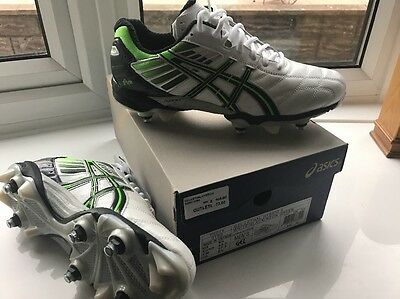ASICS Gel Lethal Hybrid 4 Rugby Boots Size 8.5