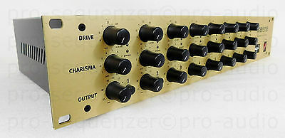 SPL Charisma 8 Channel 9527 Tube Processor + D-Sub Out + Top Zustand +Garantie