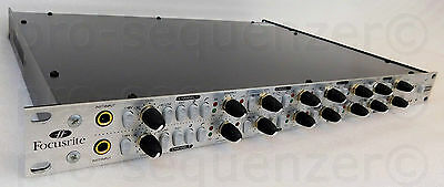 Focusrite Octopre Platinum Preamp + Digital ADAT Option + Neuwertig + Garantie