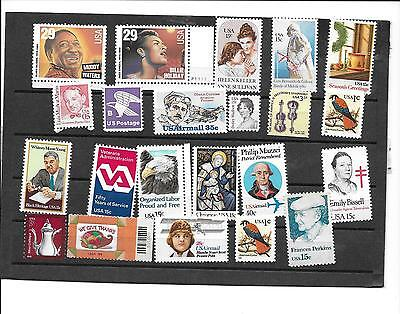 Usa  Lot  Timbres Neufs Pour Courrier  Usa165