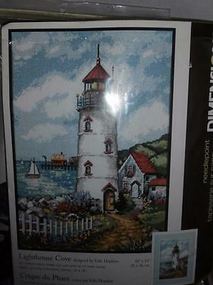 Dimensions Lighthouse Cove Needlepoint Kit