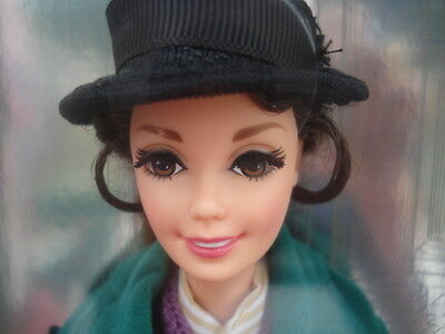 1995 My Fair Lady Barbie as Eliza Doolittle     NRFB   Collector Edition