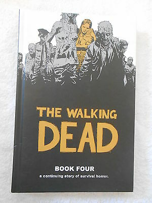 Walking Dead Deluxe Edition Book Four 4 HB Graphic Novel