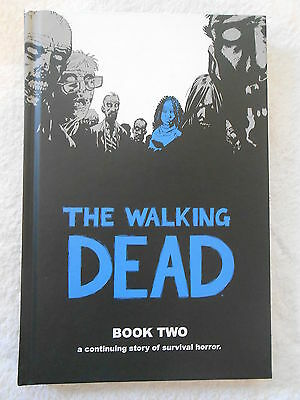 Walking Dead Deluxe Edition Book Two 2 HB Graphic Novel