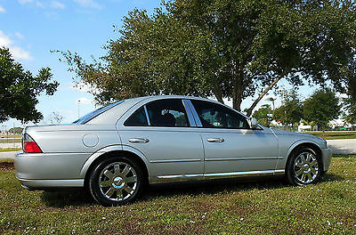 2003 Lincoln LS V8 FLORIDA OWNED~NO RUST~FULLY SERVICED~LINCOLN/CARFAX CERTIFIED~HEATED SEATS