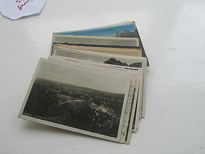 Germany Collection 54 old postcards as collected in UK