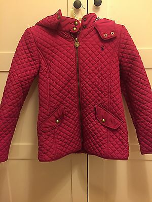 Joules Girls Coat Age 11-12