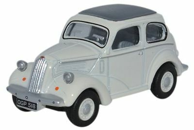 Oxford Diecast Ford Popular 103E Ermine White 76FP005 OO Scale (suit HO also)