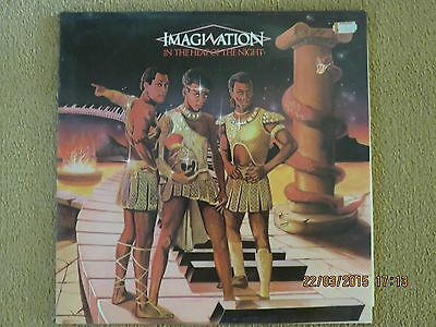 Imagination In The Heat Of The Night( Vinyl Lp)