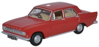 Oxford Diecast Ford Zephyr Monaco Red 76ZEP008 OO Scale (suit HO also)