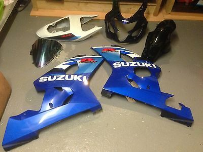 GSXR 600 / 750 K4 K5 Fairing. Ideal for track use.