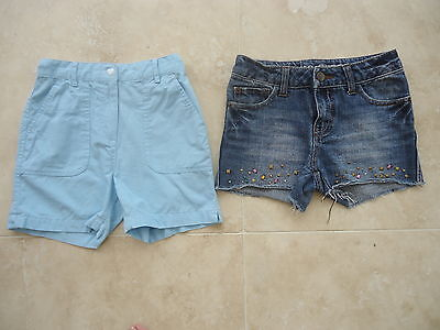 Peter Storm  shorts + Mossimo shorts  AGE 7-8