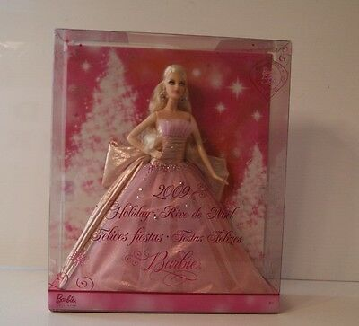 2009 Holiday Barbie 50th Anniversary