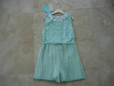 MONSOON  playsuit dress shorts AGE 10  BNWT £48