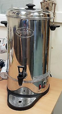 Swan 10 Litre Commercial Catering Tea Urn Coffee Hot Water Boiler 110392