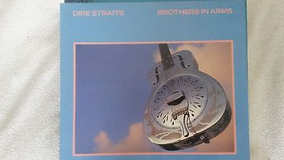 "Dire Straits Vinyl Lp Record ""brothers In Arms"""