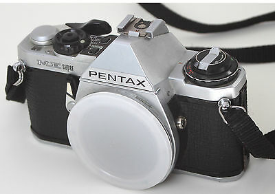 Pentax ME Super 35mm SLR Classic Camera Body Only