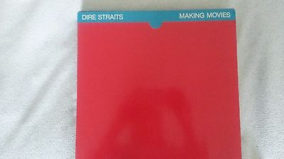 "Dire Straits Vinyl Lp Record ""making Movies"""