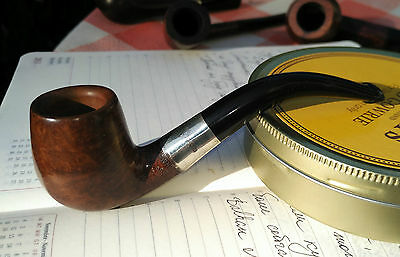 Unsmoked c.1914 Zoie Pipe Sterling band