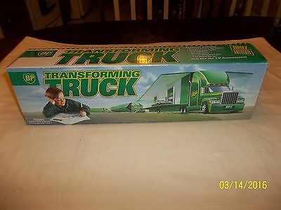 BP Transforming Truck 1997 Collector's Limited Edition (NEW IN BOX)