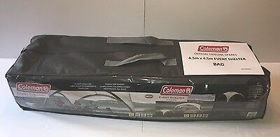 GenuineColeman Event Shelter Brand New Spare Replacement Bag Case 15ft x 15ft