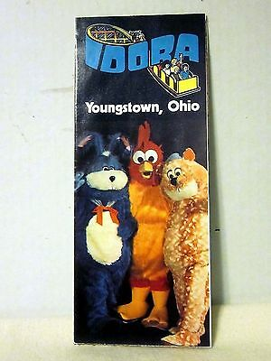 BROCHURE of Idora Park, Youngstown, Ohio  GREAT  GIFT