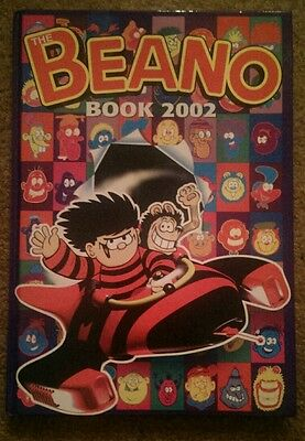 The Beano Annual 2002 - Great Stocking Filler!