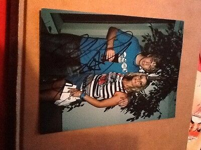 RARE James Bourne BUSTED signed photograph photo autograph thumb McBUSTED Matt