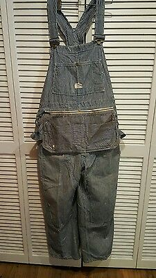 Vintage Sears Union Made Overalls With Nail Pouch