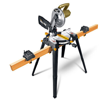 """Rockwell RK7136.1 10"""" Compound Miter Saw with Stand"""