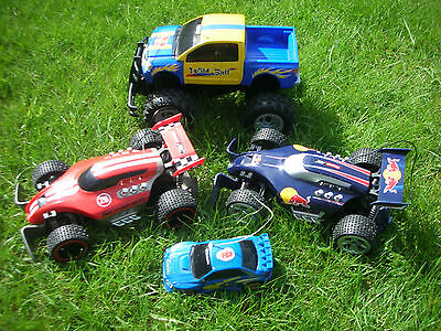 Radio Controlled Cars. Job Lot Of Cars - No Remots.