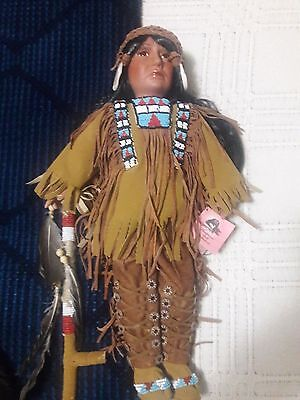 Brave Coyote Traditions Doll Collection