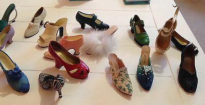 Just the right shoe collection Of 22 Shoes
