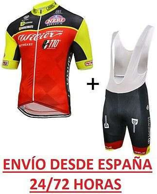 Equipacion Ciclismo Conjunto Wilier Triestina Southeast Culotte Mtb  Spining