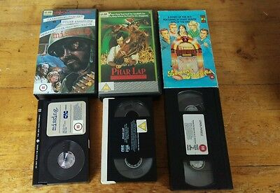 vhs and beta video pre cert tapes