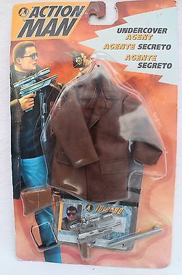 Hasbro Boxed Action Man - RARE Undercover Agent- 1995