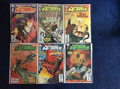 Connor Hawke Dragons Blood 1-6 Whole Mini Series 2001 Chuck Dixon Nm And Bagged!