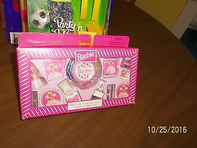 NEW  1998 Mattel Barbie Special Collection Birthday Surprise Set NRFB
