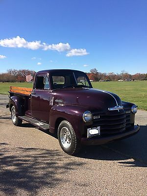 1952 Chevrolet Other Pickups  1952 Chevy pickup