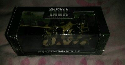 Ultimate Tank Collection * King Tiger*