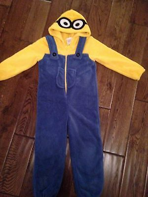 Minion Onsie for child aged 5