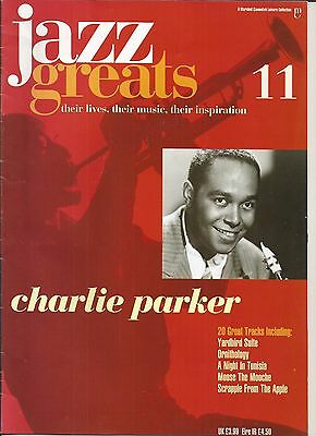 Jazz Greats #11: Charlie Parker