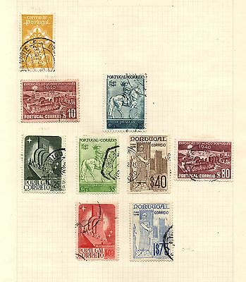 Portugal Stamps from 1940