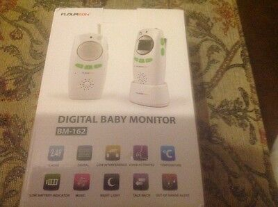 Portable LCD wireless Baby Phone Monitor - 2 Way Audio Detector