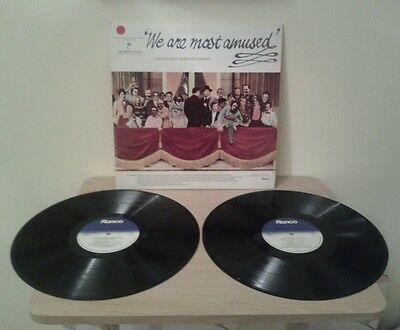 We Are Most Amused - The Very Best Of British Comedy - Vinyl LP