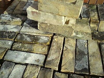 400 Reclaimed Suffolk bricks FREE DELIVERY*