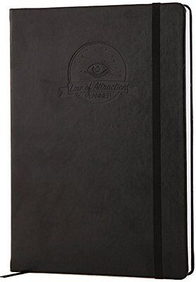 Law of Attraction Success Planner A5 Hardcover - A 12 Month Journey Creating - &