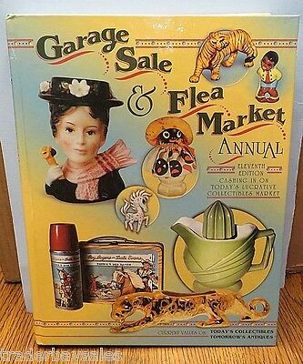 Garage Sale & Flea Market Annual 11th Edition - with price guide