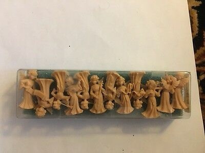 12 Christmas Angels West Germany